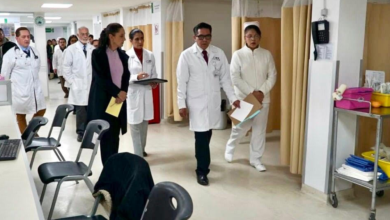 Photo of Sheinbaum supervisó atención médica en Hospital de Xoco