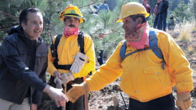 Photo of Presenta Gobernador Estrategia de Combate a Incendios Forestales