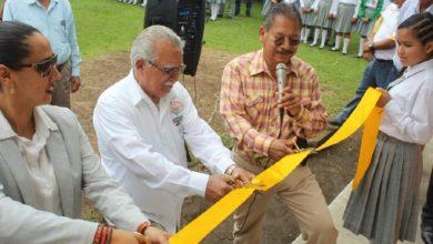 Photo of Inauguran telesecundaria en Tecolapan para evitar rezago