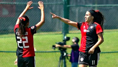 Photo of Fabiola Ibarra se apodera del liderato del goleo individual