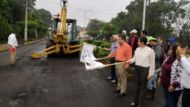 Photo of Julio Ortega da banderazo de salida a obras en Catemaco