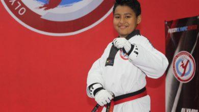 Photo of Participa veracruzano en el México Open Tae Kwon Doo