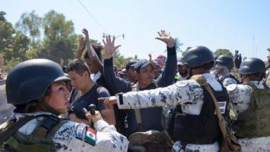 Photo of Defiende AMLO actuación de la GN en la frontera