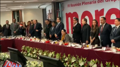 Photo of Anuncian en Plenaria de Morena agenda para Senado
