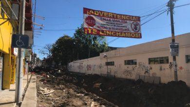 Photo of Ignora Policía Municipal demandas de seguridad en calle Allende, denuncian