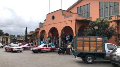 Photo of Locatarios del mercado de Coatepec denuncian cobro excesivo de predial