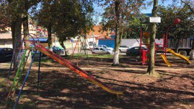 Photo of Asaltan a estudiantes en parque infantil