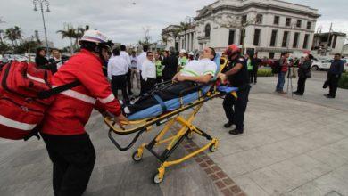 Photo of Realizan Macro simulacro en Veracruz y Boca del Río