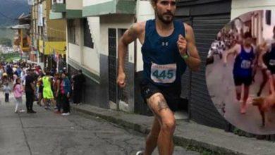 Photo of Marca retira patrocinio a corredor tras agredir a un perrito