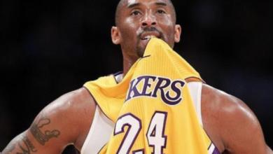 Photo of Famosos y deportistas homenajean a Kobe Bryant