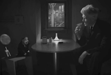 Photo of David Lynch interroga a un mono en cortometraje