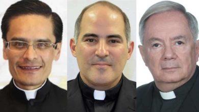 Photo of Papa Francisco nombra 3 obispos auxiliares para Arquidiócesis de México