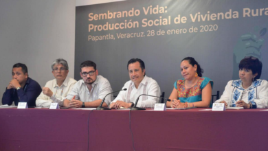 Photo of Amplían programa de Vivienda Rural