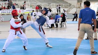 Photo of Se presenta el TKD en los Juegos Estatales 2020