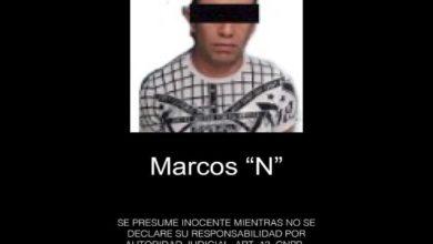Photo of Detienen a «Webina», miembro de célula delictiva en Martínez