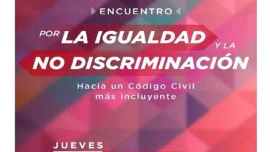 Photo of Invitan al encuentro por la igualdad y la no discriminación