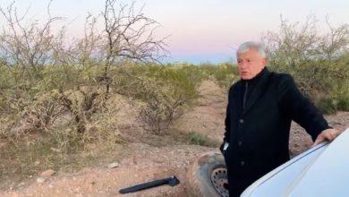 Photo of Se le poncha la llanta a Obrador