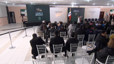 Photo of No delegar tema de seguridad: AMLO a gobernadores y alcaldes