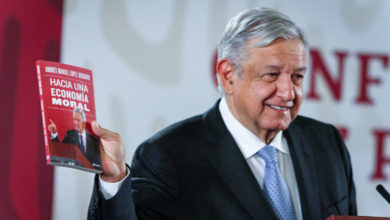 Photo of Libro de AMLO va por la segunda edición