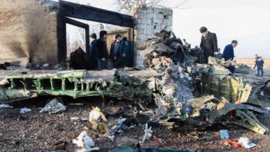 Photo of Revela video impacto de misil a un avión en Teherán
