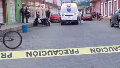 Photo of Asesinan a balazos a hombre en Misantla