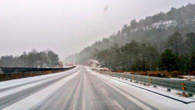 Photo of Cierran autopista Durango-Mazatlán por caída de nieve