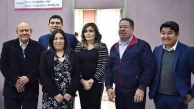 Photo of Recibe Legisver comparecencia de la CEAPP
