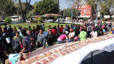 Photo of Con Rosca de 300 metros festejan Día de Reyes en Xochimilco