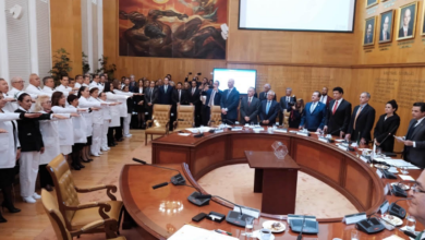 Photo of Rinden protesta 75 nuevos delegados del IMSS