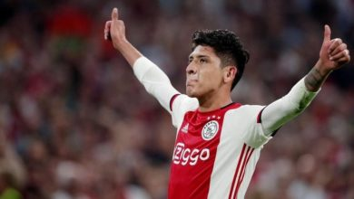 Photo of Edson Álvarez anota golazo en práctica del Ajax #Video