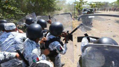 Photo of Uso de gas pimienta con  migrantes, un hecho aislado: AMLO
