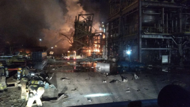 Photo of Explosión en petroquímico de Tarragona
