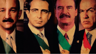 Photo of Zedillo, Fox y Calderón aplicaron el salinismo: AMLO