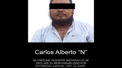 Photo of Detienen a hondureño por presunto tráfico de personas