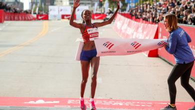 Photo of Plusmarquista Brigid Kosgei va por bicampeonato en Maratón de Londres