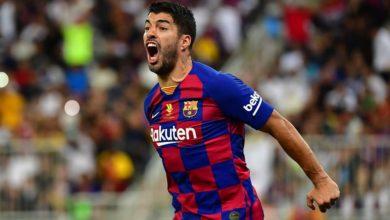 Photo of Barcelona pierde a Luis Suárez al menos cuatro meses