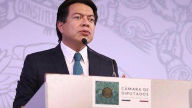 Photo of Pide Mario Delgado a diputados entrarle a la rifa