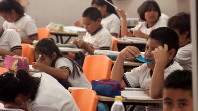 Photo of Regresan 2 millones 200 mil alumnos a las aulas