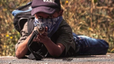 Photo of Niños autodefensas exigen justicia en Guerrero