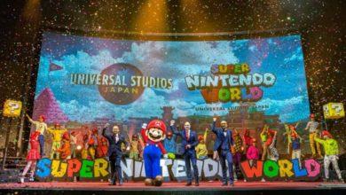 Photo of Nintendo y Universal Studios abrirán parque temático este 2020