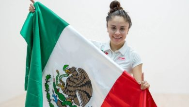 Photo of Mexicana Paola Longoria consigue su primer triunfo de 2020