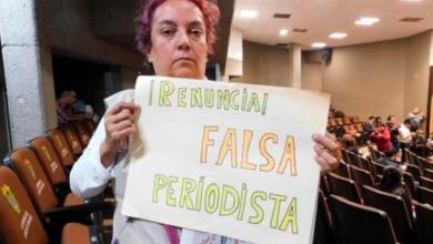 Photo of Reporteros exigen renuncia de titular de la CEAPP