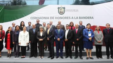 Photo of Preside Magistrada Sofía Martínez primer acto cívico del Poder Judicial en Xalapa