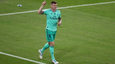 Photo of Video: Gol olímpico de Toni Kroos con el Real Madrid