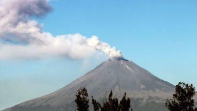 Photo of Volcán Popocatépetl emite 112 exhalaciones en las últimas 24 horas