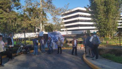 Photo of Trabajadores del SEPEV exigen cumplimiento de acuerdos laborales