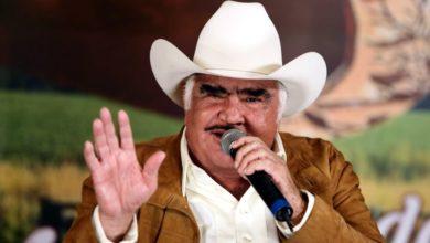 Photo of Vicente Fernández se alista para el lanzamiento de su tequila Los 3 Potrillos