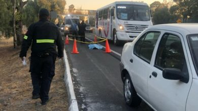 Photo of Salta del camión y muere en la carretera México- Pachuca