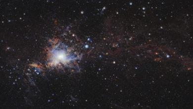 Photo of Descubren más de 300 discos protoplanetarios en las nubes de Orión