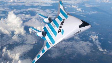 Photo of El futurista prototipo de avión con el que Airbus espera revolucionar